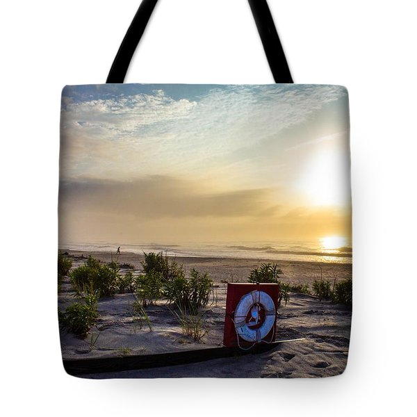Tote Bag featuring the photograph Paradise Found by Tyson Kinnison