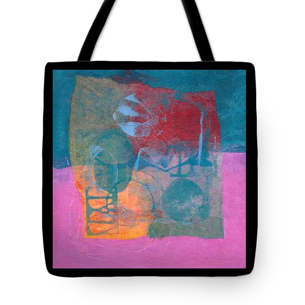 Paradise Gardens Tote Bag by Catherine Redmayne