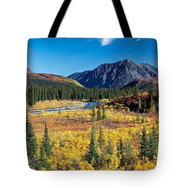 Paradise View Tote Bag