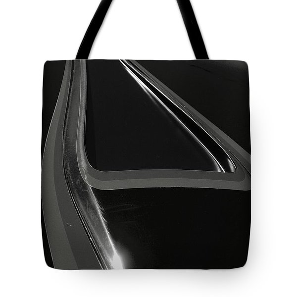 Parallax View Tote Bag