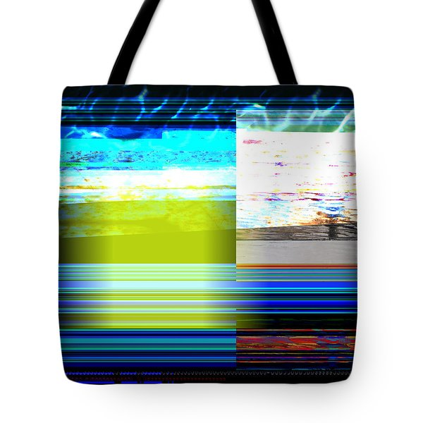 Parallel 1 Tote Bag