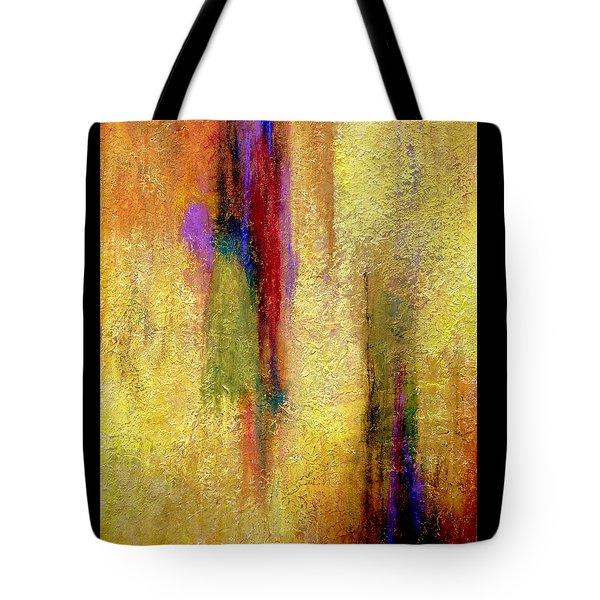 Parallel Dreams Tote Bag