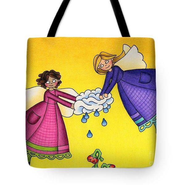 Parched Tote Bag by Sarah Batalka