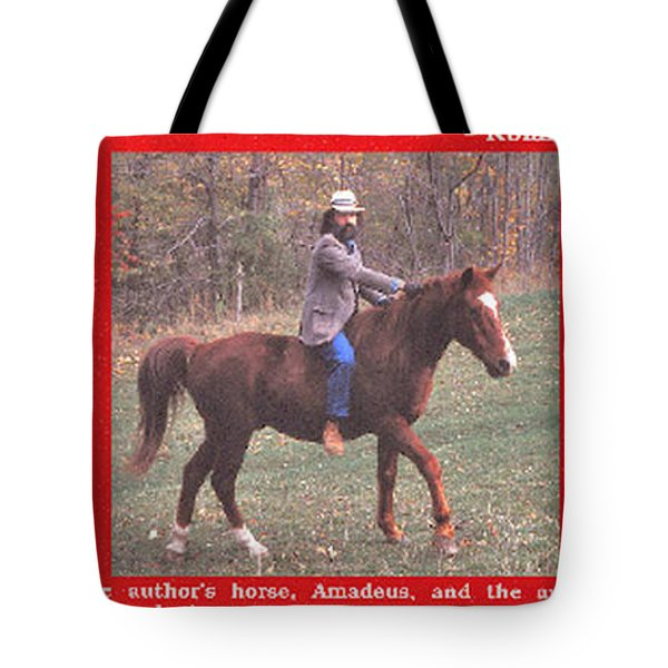Pardee Holler The Back Cover Tote Bag by Patricia Keller