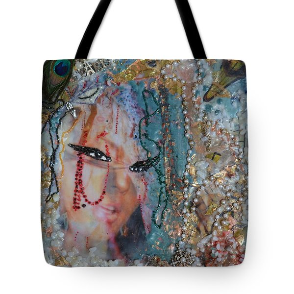 Paris Carnival Tote Bag