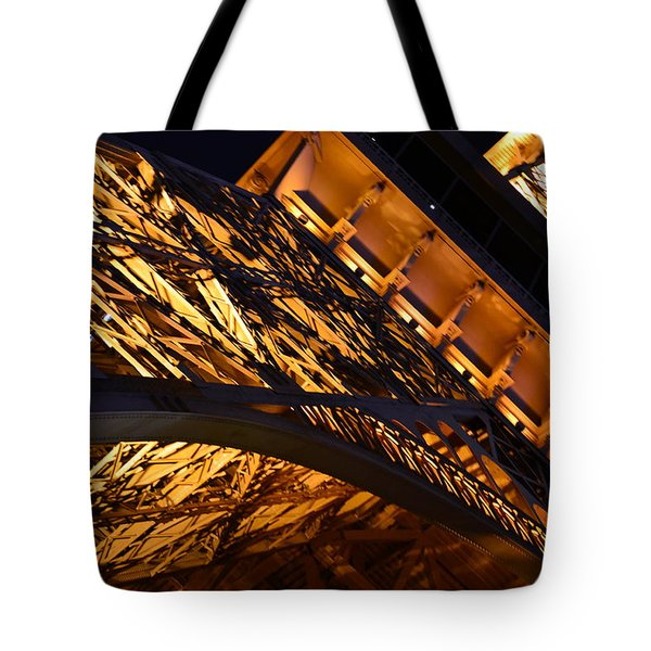 Paris Las Vegas Eiffel Tower Tote Bag