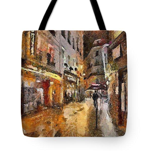 Paris St. Germain Tote Bag by Dragica  Micki Fortuna