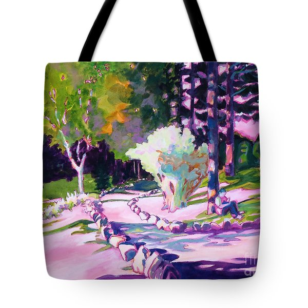 Park Trails 2           Tote Bag