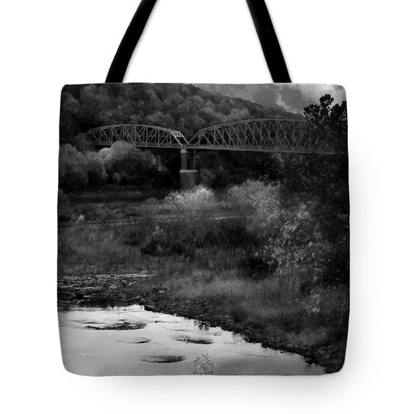 Parker Bridge Tote Bag