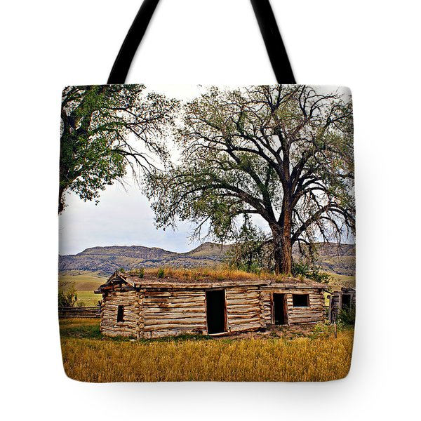 Parker Homestead Tote Bag by Marty Koch