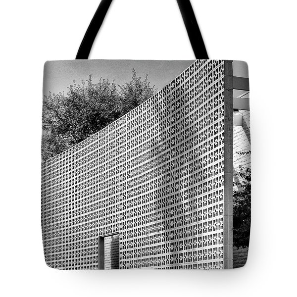 Parker Shadow Palm Springs Tote Bag by William Dey
