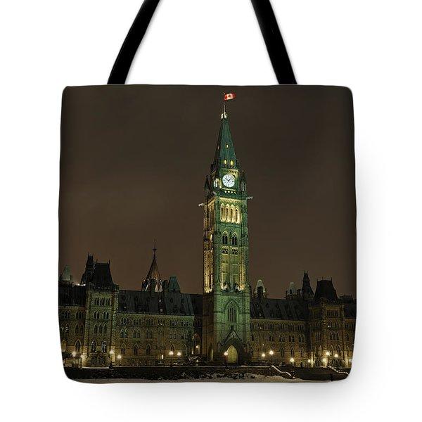 Parliament Hill Tote Bag