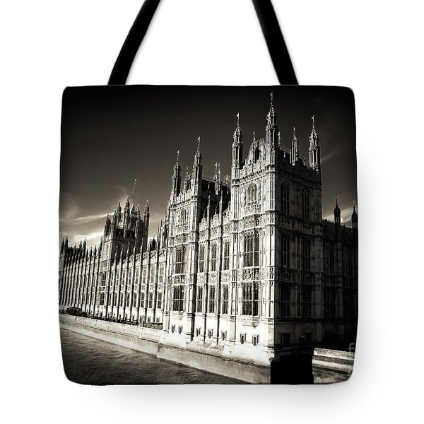 Parliament Light Tote Bag