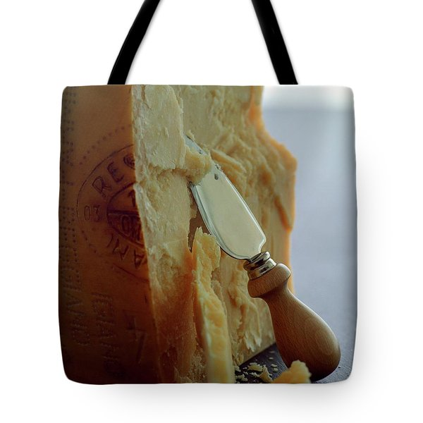 Parmigiano-reggiano Cheese Tote Bag