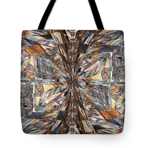 Parquet Mania Tote Bag by Tim Allen