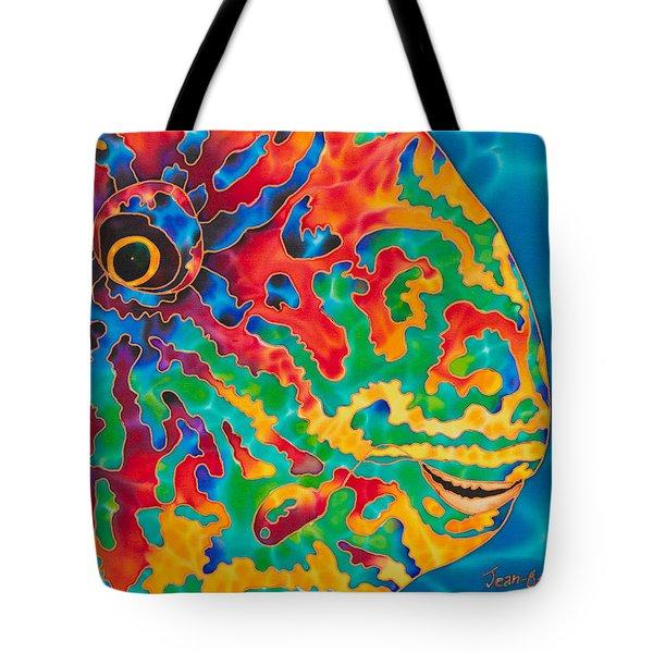 Parrotfish Tote Bag