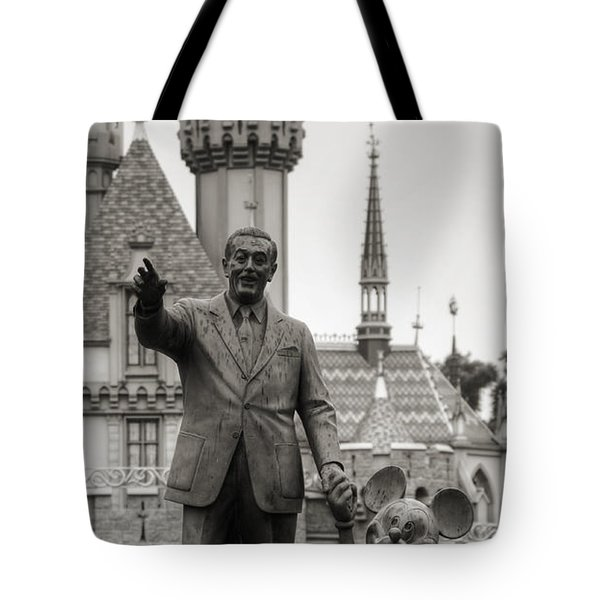 Partners II Tote Bag