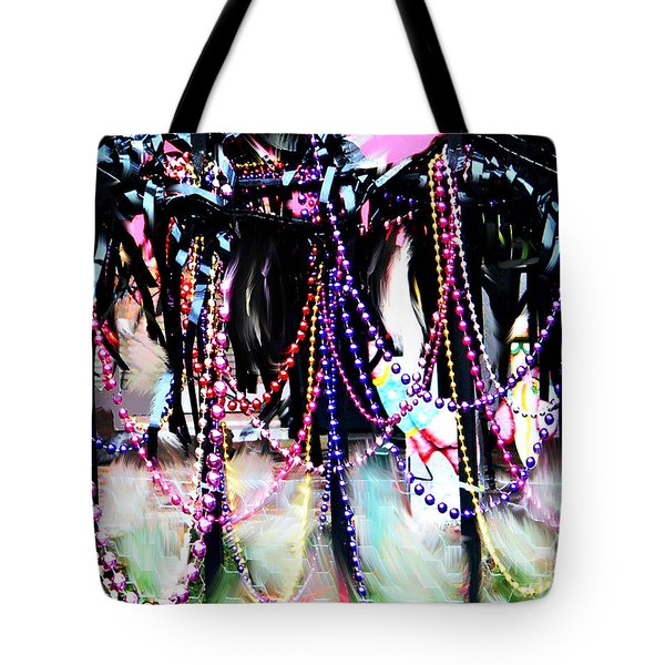 Party Gate Spanish Town Tote Bag