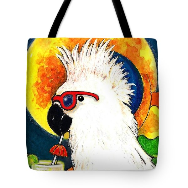 Party Parrot 1 Tote Bag
