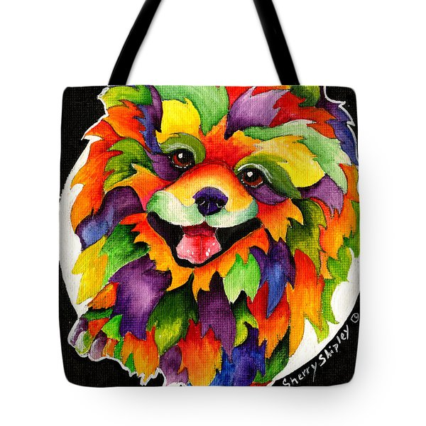 Party Pom Tote Bag