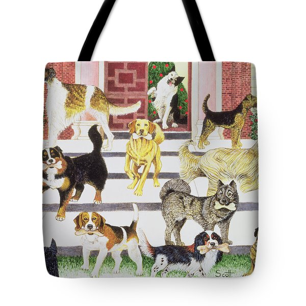 Party Presents Tote Bag