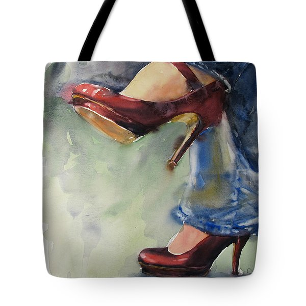 Party Shoes Tote Bag