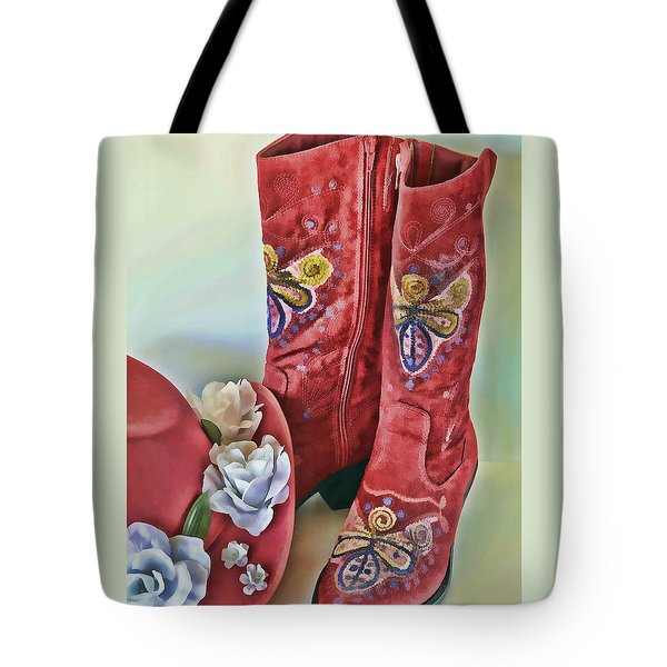Tote Bag featuring the photograph Party Time by Kenny Francis