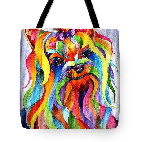 Party Yorky Tote Bag