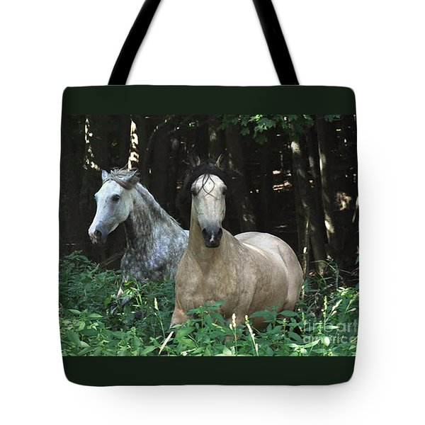Paso Fino Mares Pay Attention Tote Bag by Patricia Keller