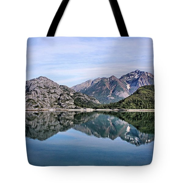 Passage Reflection Tote Bag
