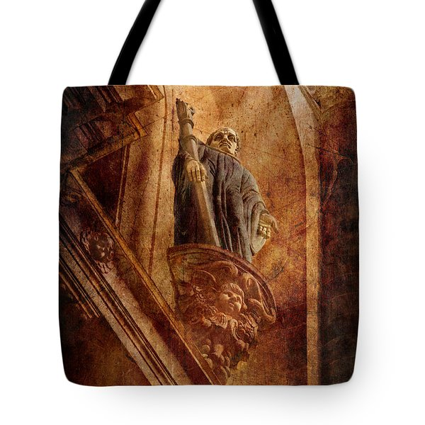 Passed In Glory Tote Bag by Loriental Photography