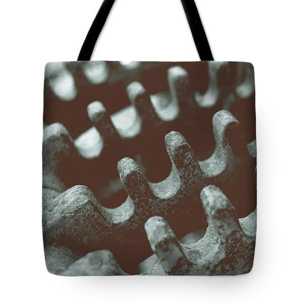 Passing Gears Tote Bag by Steven Milner