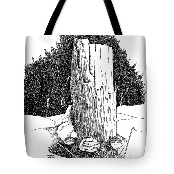 Passing Of Time Tote Bag