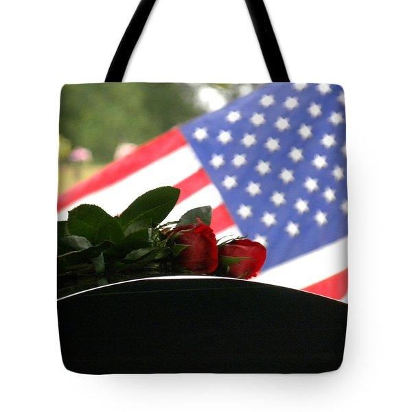 Passing Patriot Tote Bag