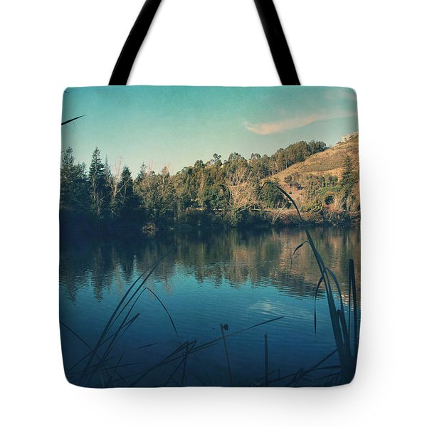 Passing The Day Away Tote Bag by Laurie Search
