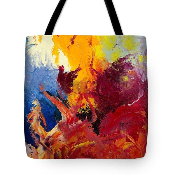 Passion 1 Tote Bag