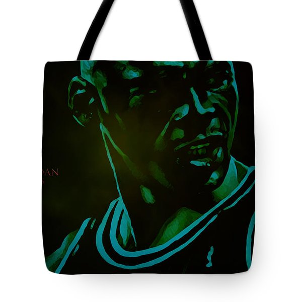 Tote Bag featuring the digital art Passion by Brian Reaves