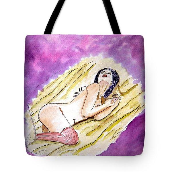 Passion Dream. Tote Bag