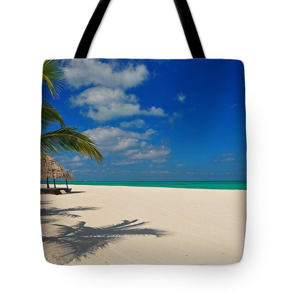 Passion Island Tote Bag
