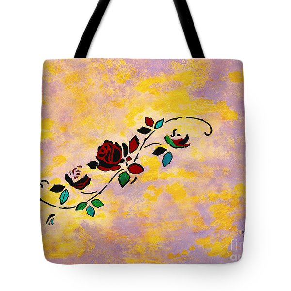 Passion Pieces Tote Bag