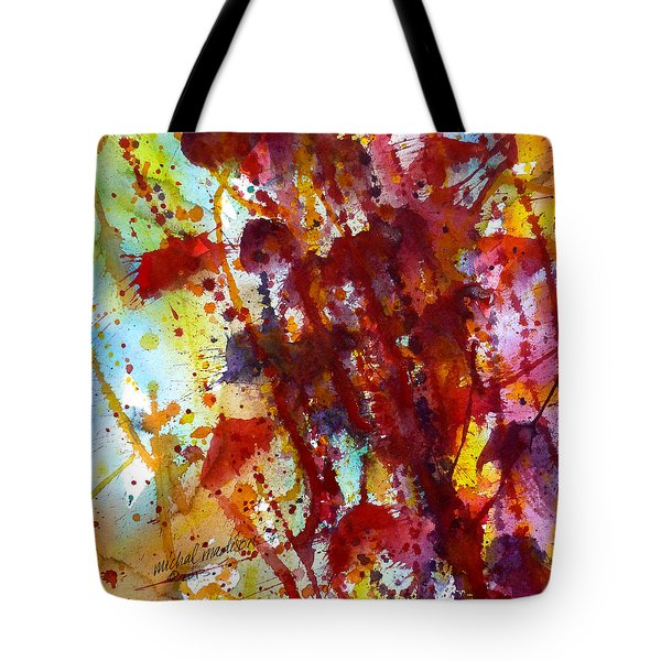 Passion Rising Tote Bag