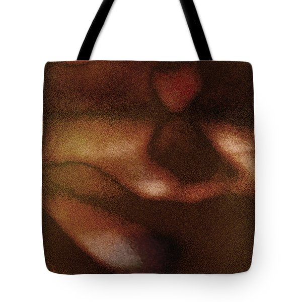 Passionate Heart Tote Bag