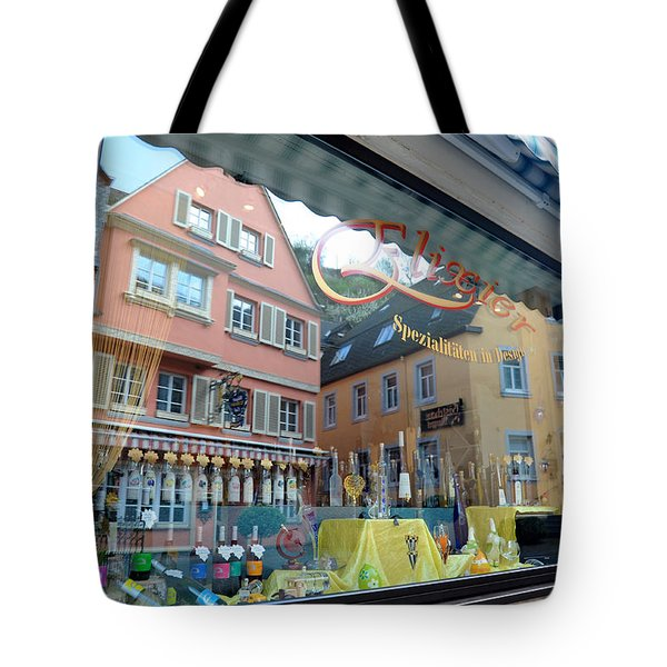 Past And Present Tote Bag