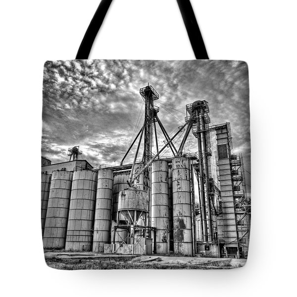 Past Elevation Tote Bag