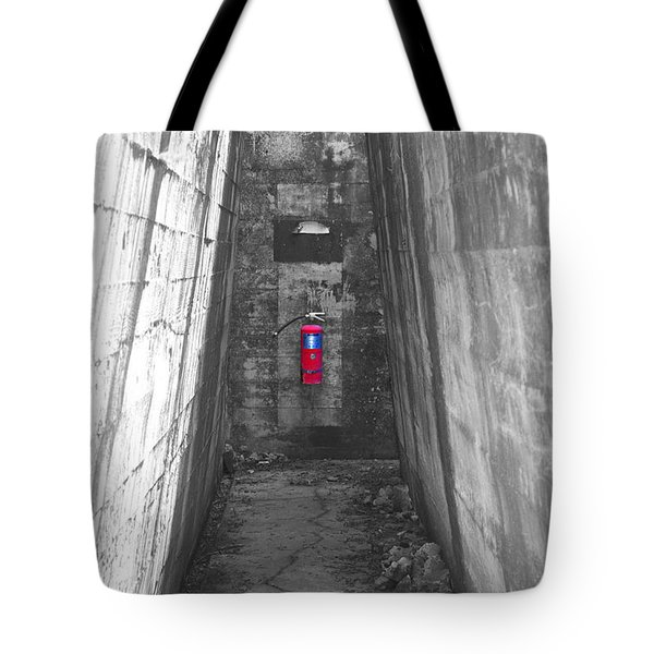 Past Emergency Tote Bag