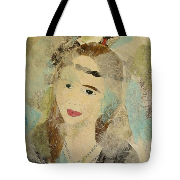 Past Life Self 3 Tote Bag