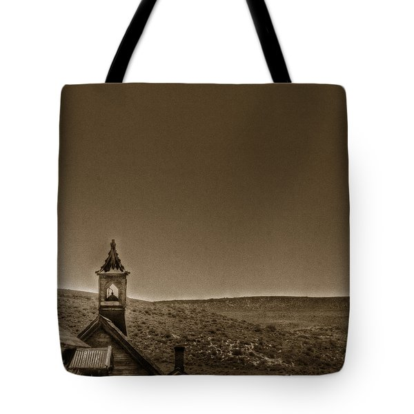Past Tote Bag by Margie Hurwich