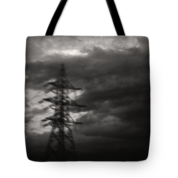 Past Tote Bag by Taylan Apukovska