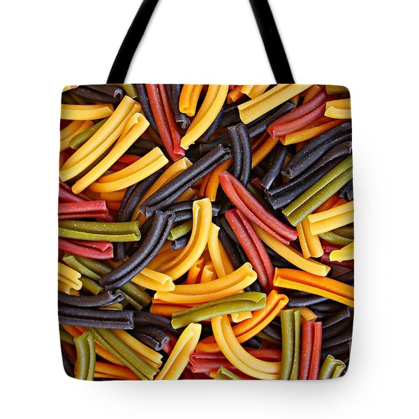 Pasta Lovers Tote Bag by Clare Bevan