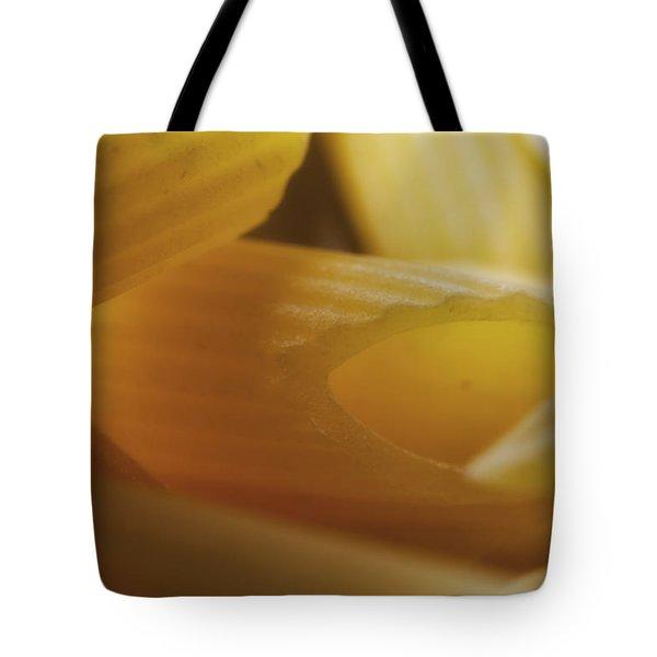 Pasta Macro Tote Bag